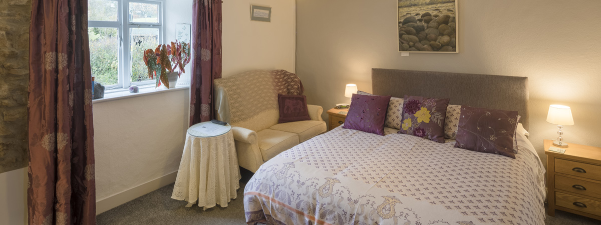 Book a Bed & Breakfast Room